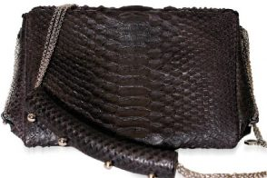 Salvatore Ferragamo Edda Chain Shoulder Bag
