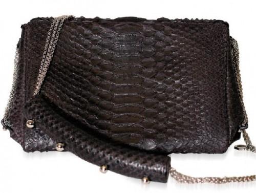 Salvatore Ferragamo Edda Chain Shoulder Bag