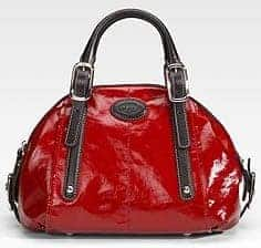 Tods G-Bag Bauletto Piccolo Satchel