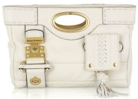 Juicy Couture Mayer Leather Clutch