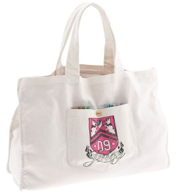 Juicy Couture Yearbook Tote