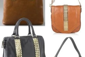 Tory Burch Studded Handbag Collection for Fall