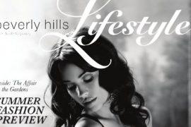 Purse Blog Teams up with Beverly Hills Lifestlye Magazine