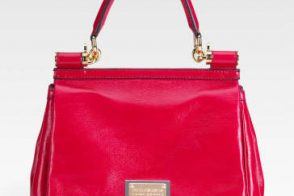 Dolce & Gabanna Miss Sicily Convertible Bag