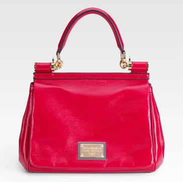 Dolce   Gabanna Miss Sicily Convertible Bag 739365117a019