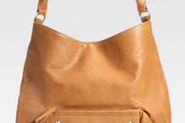 Maison Martin Margiela Leather Shoulder Bag