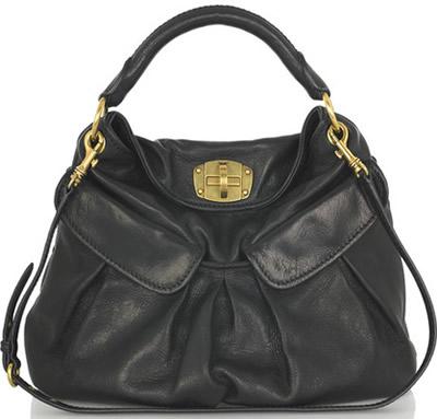 Miu Miu Soft Leather Shoulder Bag