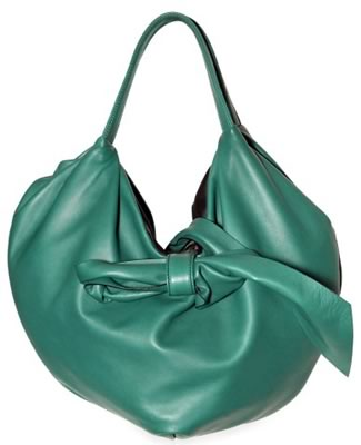 Valentino Small Loop Shoulder Bag