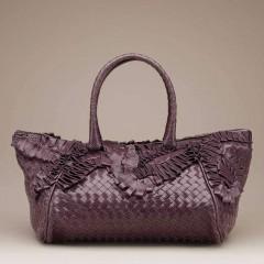 BV Grape Chantilly Karung Bag - $5,500