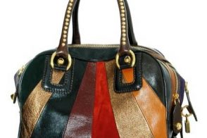 D&G Multicolor Lilly Top Handle