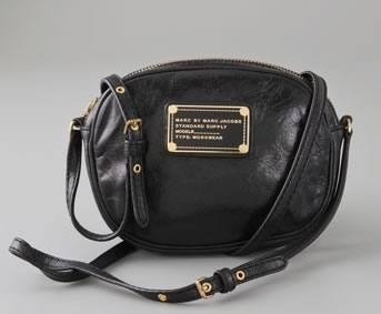 Marc by Marc Jacobs Twisted Q Derby Bag