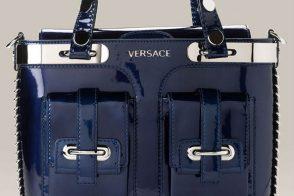 Versace Socialite Satchel