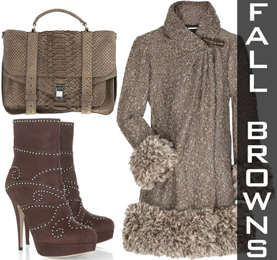 Fall Browns