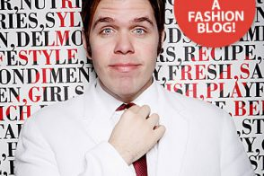 Perez Hilton to join the Fashion Blogging World