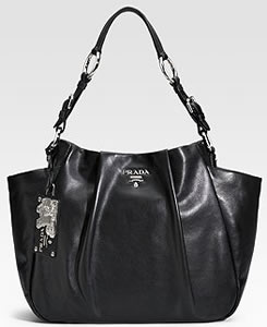 Prada Soft Calf Hobo