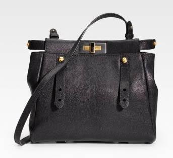Fendi Peekaboo Roll Bag