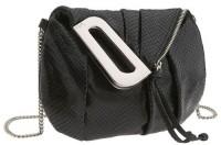 Kooba LIzard Embossed Mini Crossbody Bag