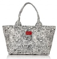 Marc by Marc Jacobs Doodle Print Tote