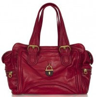 Marc by Marc Jacobs Large Satchel Leather Bag