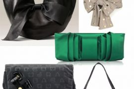 Wrap it up With a Bow Embellished Handbag