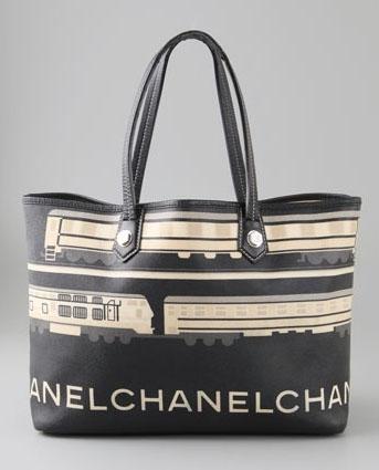 Chanel Vintage Le Train Bag