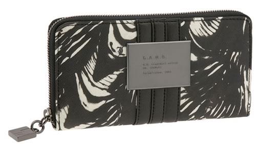 L.A.M.B. Zip Around Wallet