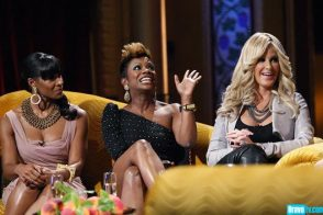 "Real Housewives of Atlanta: ""I don't ROLL with you people!"""