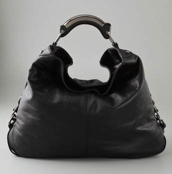 Rebecca Minkoff Resin-Handled Nikki Hobo