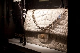 The World's Biggest Chanel Bag