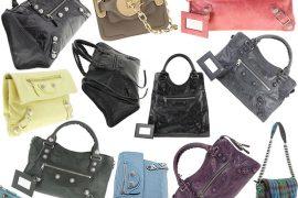 Hunting for the perfect Balenciaga bag