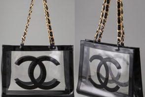Chanel Vinyl Bag