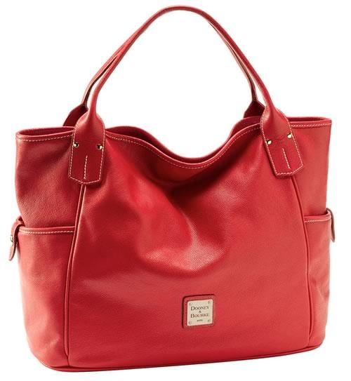 Dooney & Bourke Kristen Leather Bag