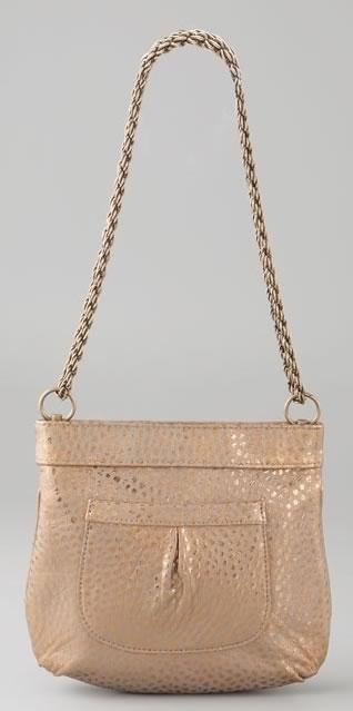 Lauren Merkin Tess Pebbled Bag