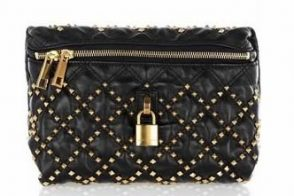 Rocker Glam Appeal of the Marc Jacobs Thrash Clutch