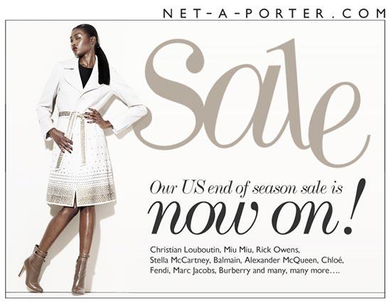 Net-A-Porter Sale