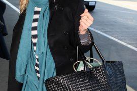 Reese Witherspoon Style: Bottega Veneta Cabat