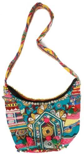 Simone Camille Vintage 2 Tier Handbag