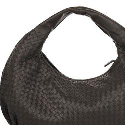 Bottega Veneta Intrecciato leather shoulder bag - $2,380