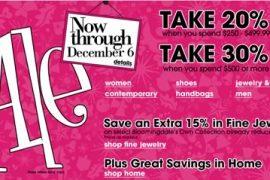 Bloomingdale's Buy More, Save More