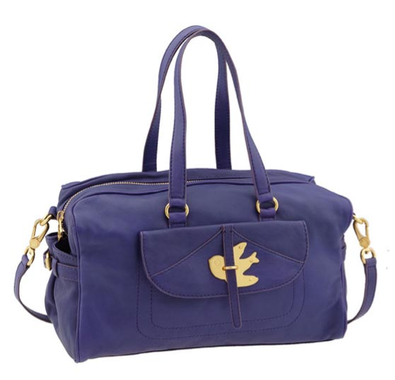Marc by Marc Jacobs Petal to the Metal Benny Satchel
