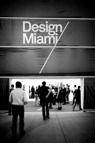 Design Miami/ Opening