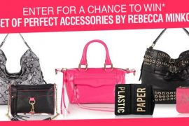 Win Rebecca Minkoff Bags at Bloomingdale's!