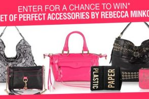 Win Rebecca Minkoff Bags at Bloomingdale's!