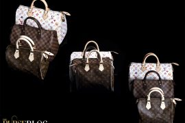Louis Vuitton Speedy Sizes