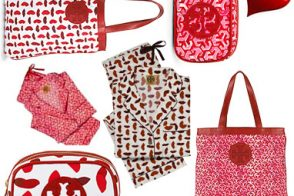 Tory Burch Valentine's Day Collaboration