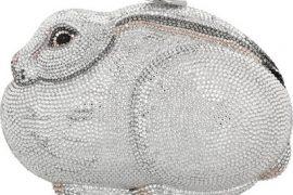 Judith Leiber Rabbit Clutch