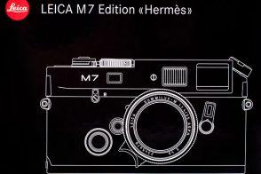 Leica M7 Hermes Edition