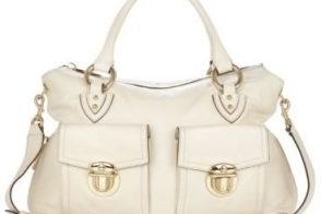 Marc Jacobs Classic Carla Leather Tote