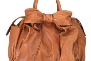 Villador Carpetto Bow Bag