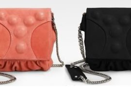 Be & D Dylan Leather Convertible Bag